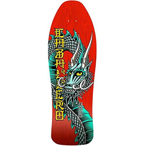 Bones Brigade Skateboard Deck Steve Caballero Chinese Dragon Red Powell (Caballero Dragon)