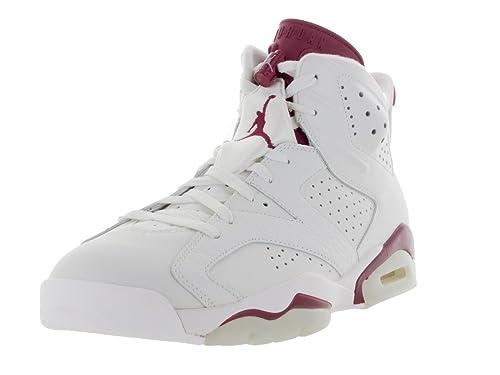 get cheap e7a1e 74638 Nike Air Jordan 6 Retro, Zapatillas de Deporte para Hombre  Amazon.es   Zapatos y complementos
