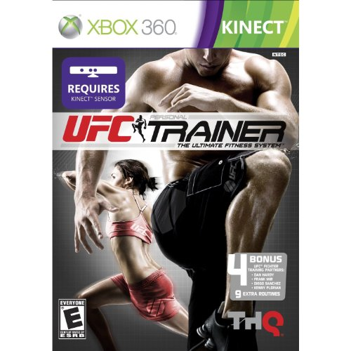 UFC Personal Trainer Xbox 360 (Rated