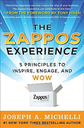 zappos experience - 3