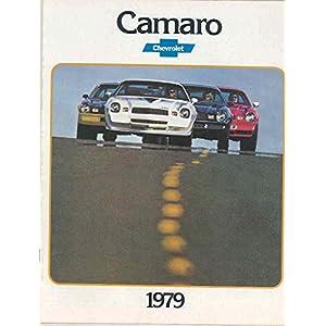 1979 Chevrolet Camaro & Z28 Brochure