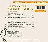 Alexander Zemlinsky: String Quartets