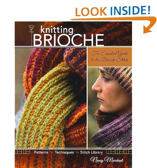 Brioche Knitting Amazon