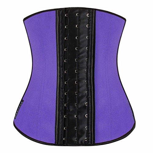 luxilooks Women's Hourglass Waist Shaper Corset Plus ()