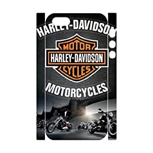 Harley-Davidson theme pattern design For Apple iPhone 5,5S(3D) Phone Case