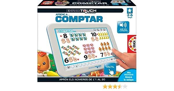 Amazon.es: Educa Touch - Junior Aprenc a... comptar, en catalán (15679)
