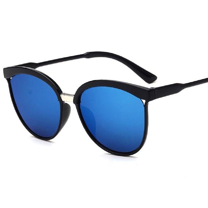 Gafas de Sol Baratas Lentes de Sol Espejadas Plaza Vintage ...