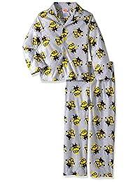 Despicable Me boys 2-piece Pajama Coat Set