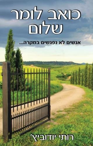 I Hate To Say Goodbye: People Do Not Meet By Chance... (Hebrew) (Hebrew Edition)