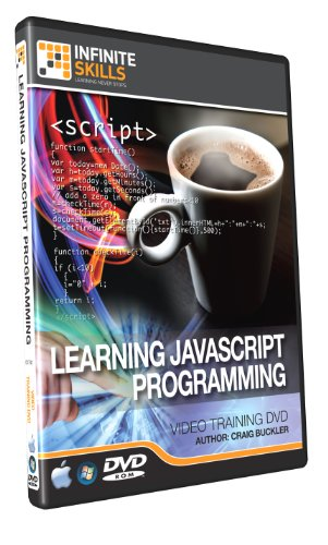 Learning JavaScript Programming - Training DVD