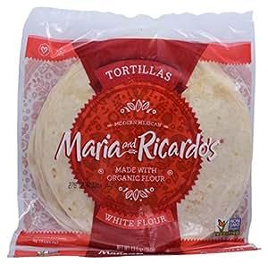 Amazon.com : Maria and Ricardos Organic White Flour