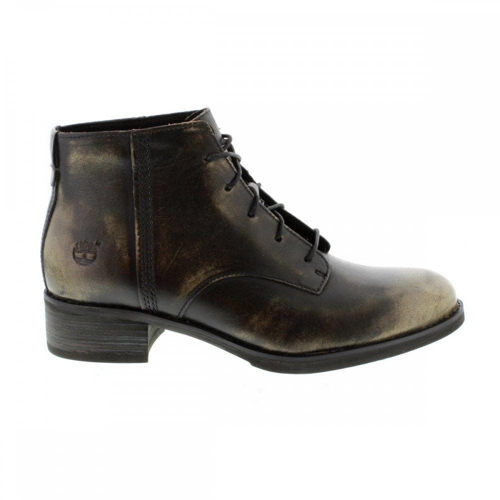 Timberland BECKWITH LACE Chukka Boots Schnürschuhe Damen Gr