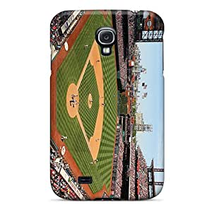 Snap-on Stadiums Case Cover Skin Compatible With Galaxy S4