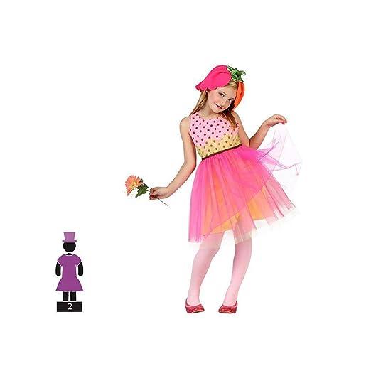 Cisne 2013, S.L. Disfraz de 2 Piezas para Carnaval Infantil ...
