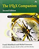 The LaTeX Companions Third Revised Boxed Set: A Complete Guide and Reference for Preparing, Illustrating and Publishing Technical Documents (2nd Edition) 2nd edition by Mittelbach, Frank, Goossens, Michel, Braams, Johannes, Carli (2007) Paperback