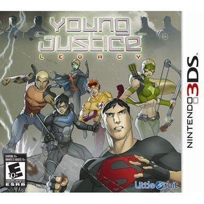 (Brand New Majesco Young Justice: Legacy)