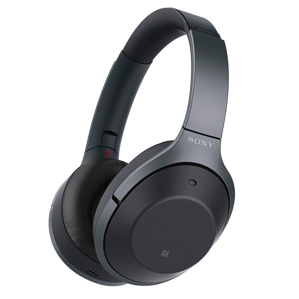 SONY ワイヤレスノイズキャンセリングステレオヘッドセット WH-1000XM2