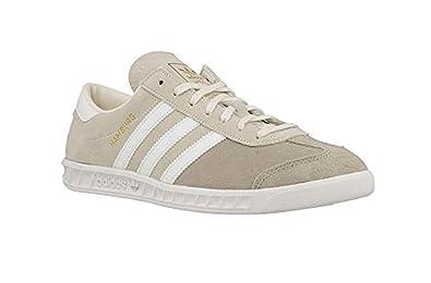 adidas Herren Hamburg S76695 Sneaker Grau, 39 1 3  Amazon.de  Schuhe ... a013fd0f97