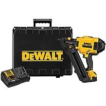 DEWALT DCN693M1 20V Max 4Ah Brushless Xr Metal Connector Nailer Kit