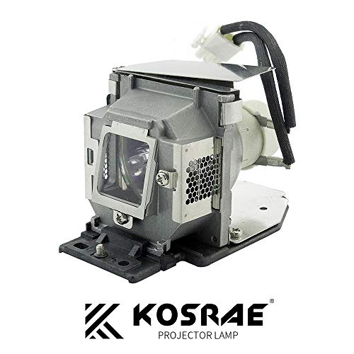 Kosrae Projector Replacement Lamp 5J.J5205.001 with Kosrae Bulb and Housing for BENQ MS500/ MS500+/ MS500-V/ MS500P/ MX501/ MX501-V/ MX501V/ TX501 projector