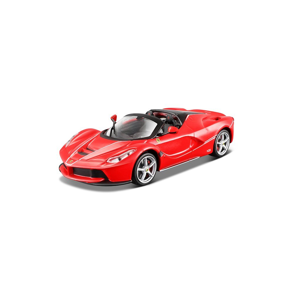 Bburago 1:43 Ferrari Aperta, Rojo 15636907R