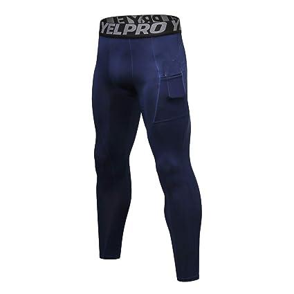 LuckyGirls Pantalones para Hombre Pantalón de Entrenamiento ...