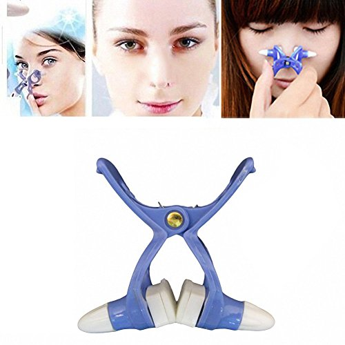 CINEEN 1Pcs Useful Natural Nose Up Beauty Clip to Avoid Plastic Surgery for Nose up Lifting Shaping Bridge - Straightening Nose Up Bridge