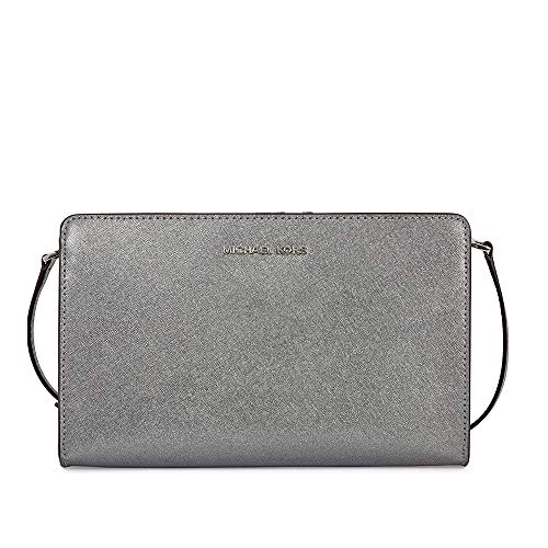 Michael Kors Pewter Handbag - 6