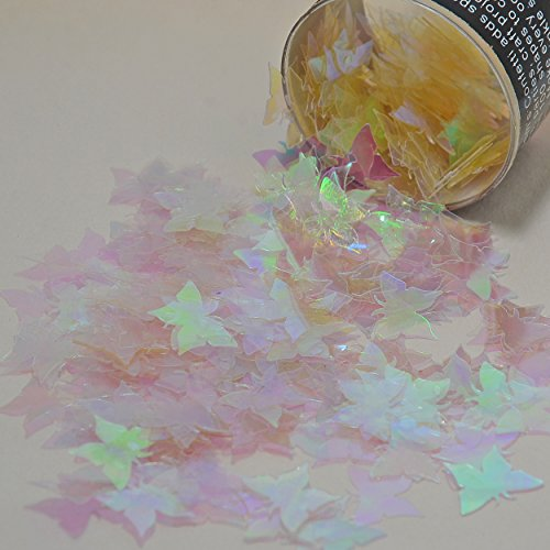 (Confetti Butterfly Iridescent - Retail Pack #8734 - Free Ship)