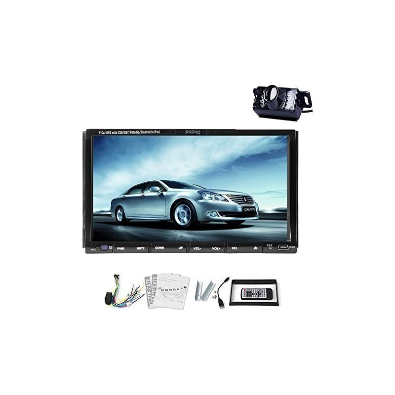 Android 4.2 2 Din Car Stereo 7-inch Scre