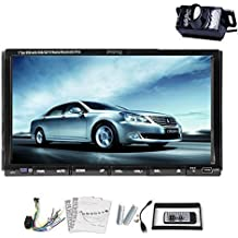 Android 4.2 2 Din Car Stereo 7-inch Screen In-dash CD DVD Player GPS Navigation Radio Backup Camera