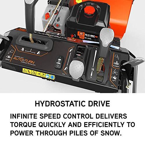 Ariens Professional RapidTrak 32″ 420cc Track Drive Snow Blower (926069