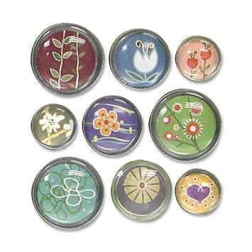 Quartet Bubble Push Pins, Assorted Designs (79225) ACCO Brands