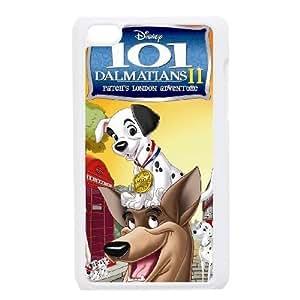 ipod 4 phone case White 101 Dalmations II Patch's London Adventure ZXC9573036