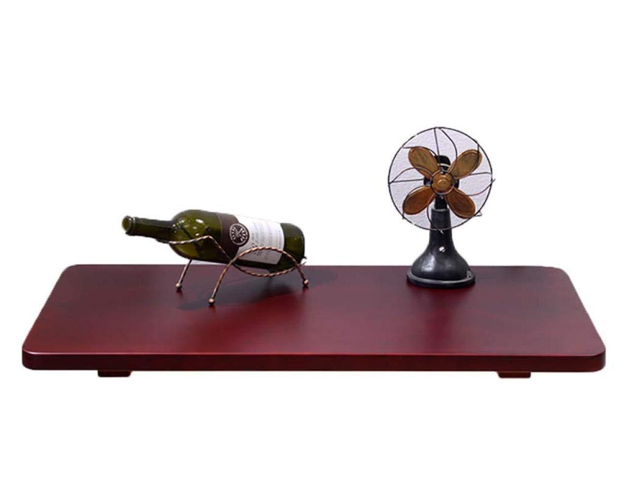 A ACZZ Escritorio Plegable para Computadora, Escritorio Mesa de Comedor de Parojo contra la Parojo Mesa de Estudio Zhuo Estante de Parojo (Tamaño Múltiple) 100  30 cm