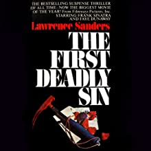 The First Deadly Sin Audiobook by Lawrence Sanders Narrated by Marc Vietor