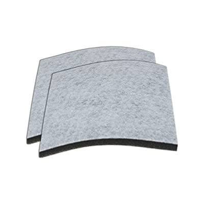 TOP SET - 2 Filtre Moteur / Filtre Air / Micro Filtre Pour Philips Performer FC9170