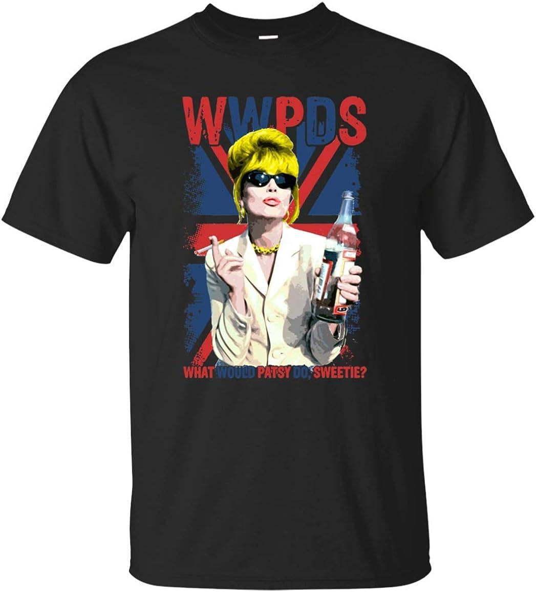 Lacroix Sweetie Absolutely Fabulous Vintage Retro Shirt Men US Top Gift