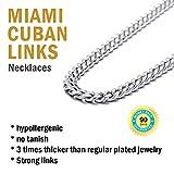Custom Name 316L Stainless Steel Men Boy Cuban