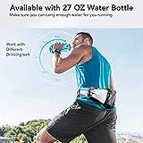 FREETOO Lightweight Running Water Bottle Belt No