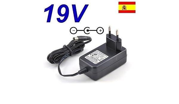 Cargador Corriente 19V Reemplazo PACKARD BELL EASYNOTE MX66 ...