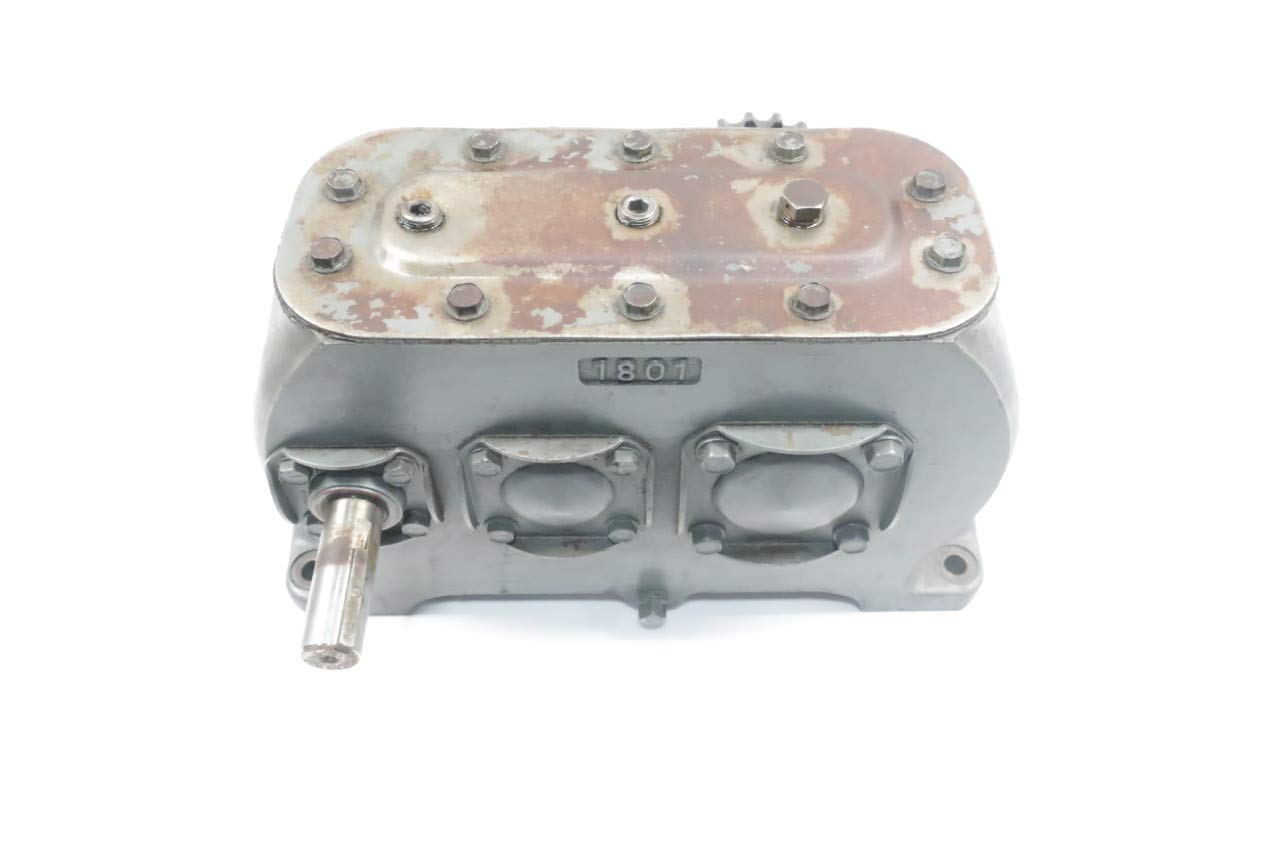 DORRIS 1817 6.1HP 16.889:1 Gear Reducer D640644