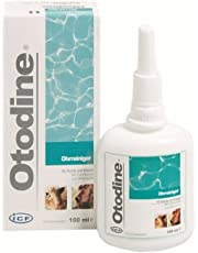 Cif fatro Otodine Headset Solution for Dogs and Cats–100ml
