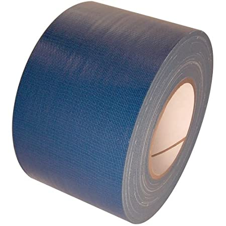 Duct Tape 4 in x 60 yd rolls 18 colors to choose from Dark Blue Tape Planet Craft Grade