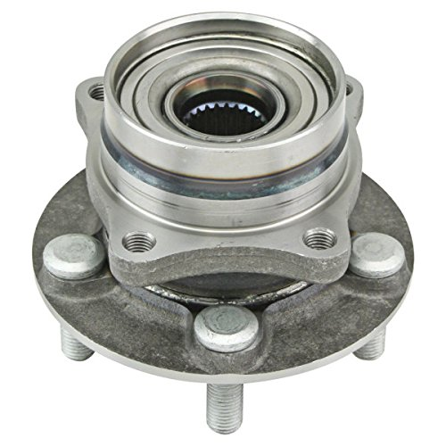 WJB WA513265 - Front Wheel Hub Bearing Assembly - Cross Reference: Timken HA590064 / Moog 513265 / SKF BR930641