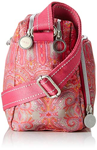 Shoppers Mvz Groovy tracolla Rosso e Donna Oilily rosso Shoulderbag a borse rot qFtcxcE7O