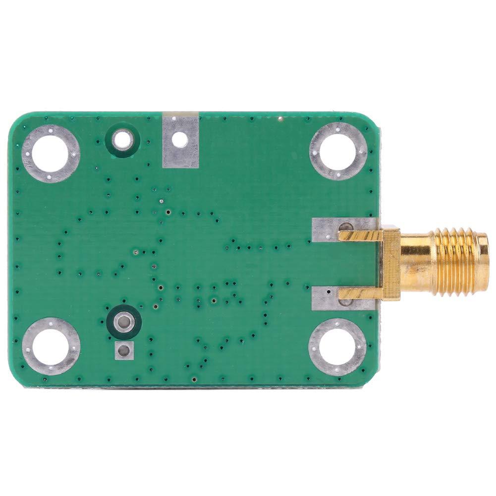 74dBm a 18dBm Rilevazione della Frequenza Radio per Amplificatore Akozon Modulo Rilevatore Logaritmico RF 1-600MHz Modulo di Potenza del Segnale RF ad Alta Frequenza