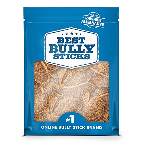 Best Bully Sticks Gourmet Chicken Breast Dog Treats (3lb. Value Pack) - All-Natural Dog Chews - No Hormones, Additives, or Chemicals (Best Quality Bully Sticks)