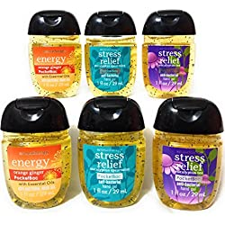 Bath and Body Works, Stress Relief, Pack of 6