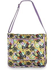 Capri Designs - Messenger Bag - Design by Sarah Watts